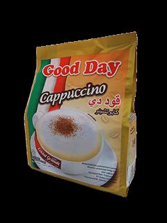 Кофе Good Day Cappuccino с шоколадной крошкой 20пак.х25гр.