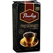 Кофе Paulig (Паулиг) Presidentti Black Label молотый 250 грамм